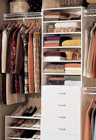 Como organizar o armário 3