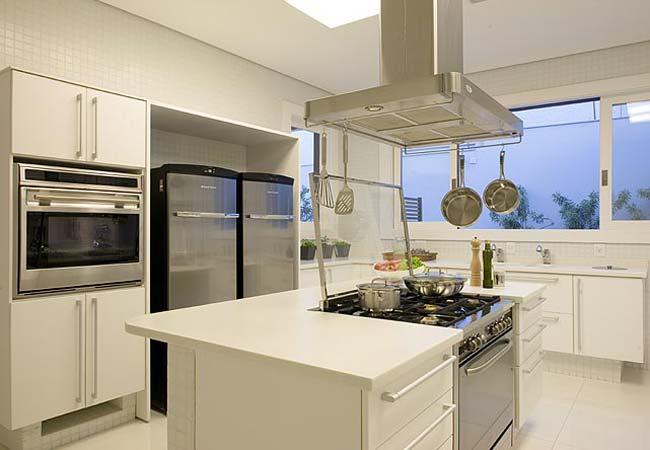 Cozinha com ilha 3