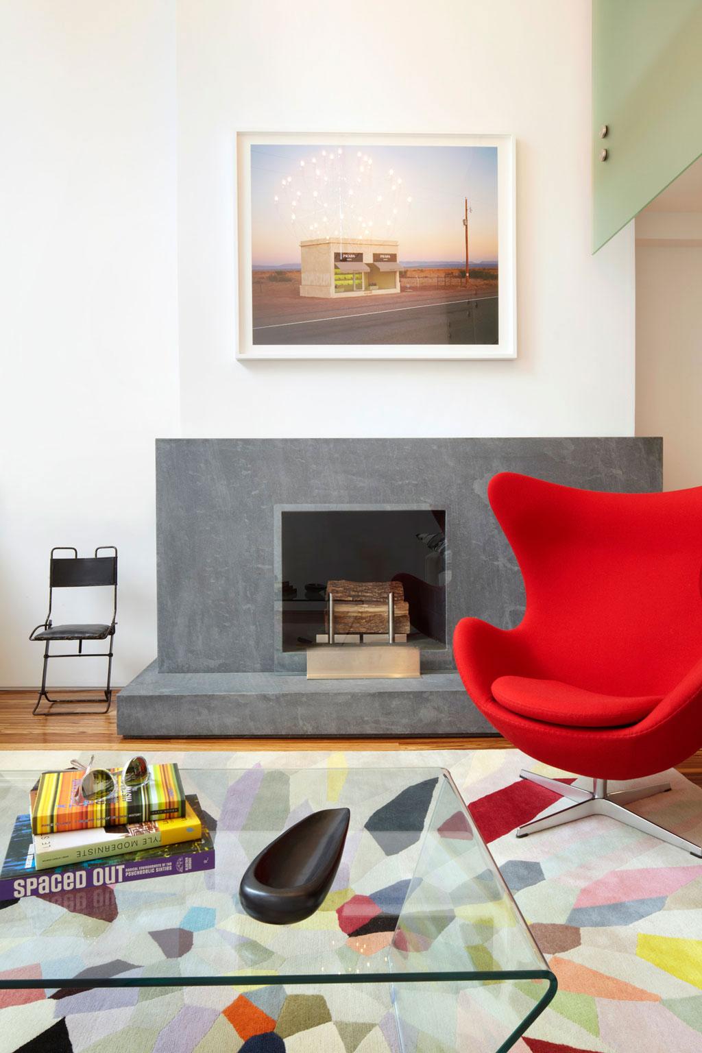 Apartamento colorido 3