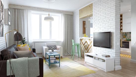 Apartamento pequeno 5