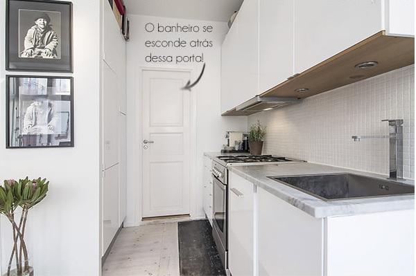 Apartamento pequeno decorado 5