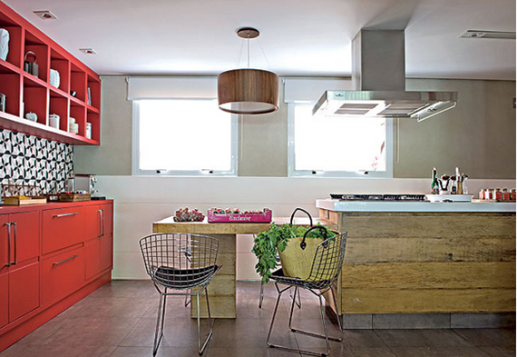Cozinha com ilha 6