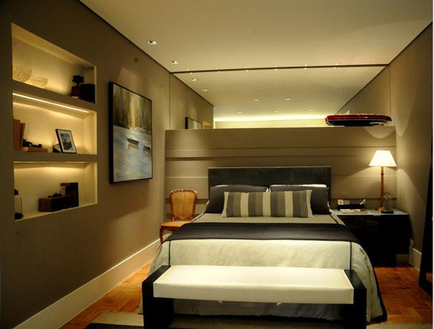 Iluminação no quarto 7