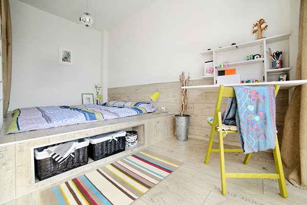 Apartamento decorado 7