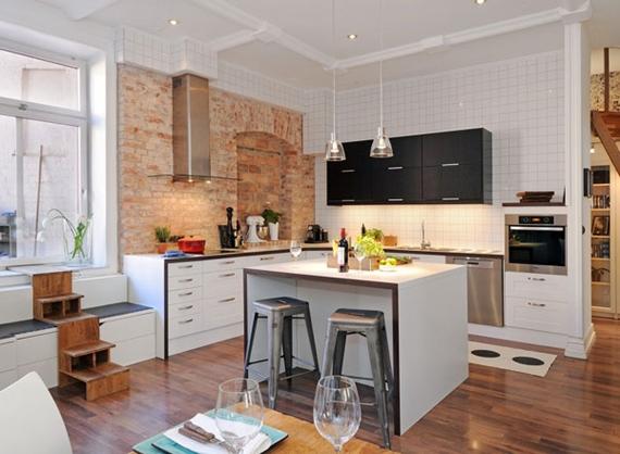 Cozinha com ilha 8