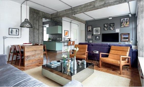 Apartamento inspirador 1