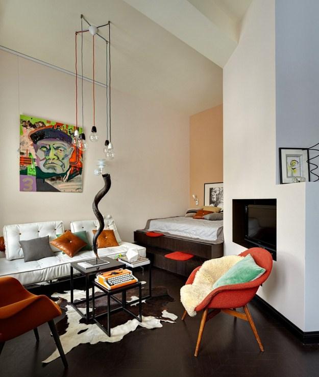 decoração de apartamento pequeno 1