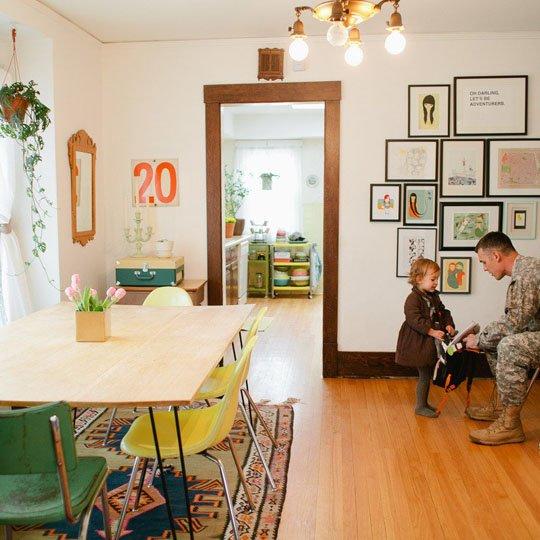 Transformando a casa em lar 1