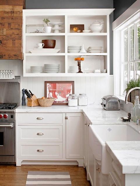 Estante na cozinha 2
