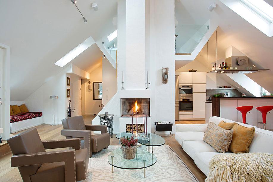 Apartamento decorado simples 2