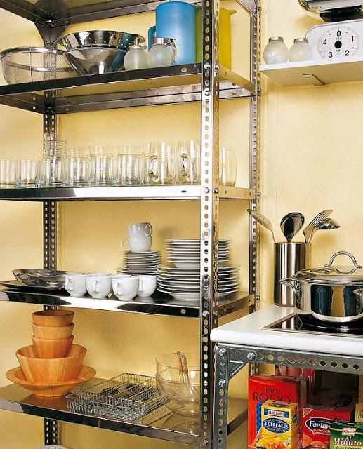 Estante na cozinha 3
