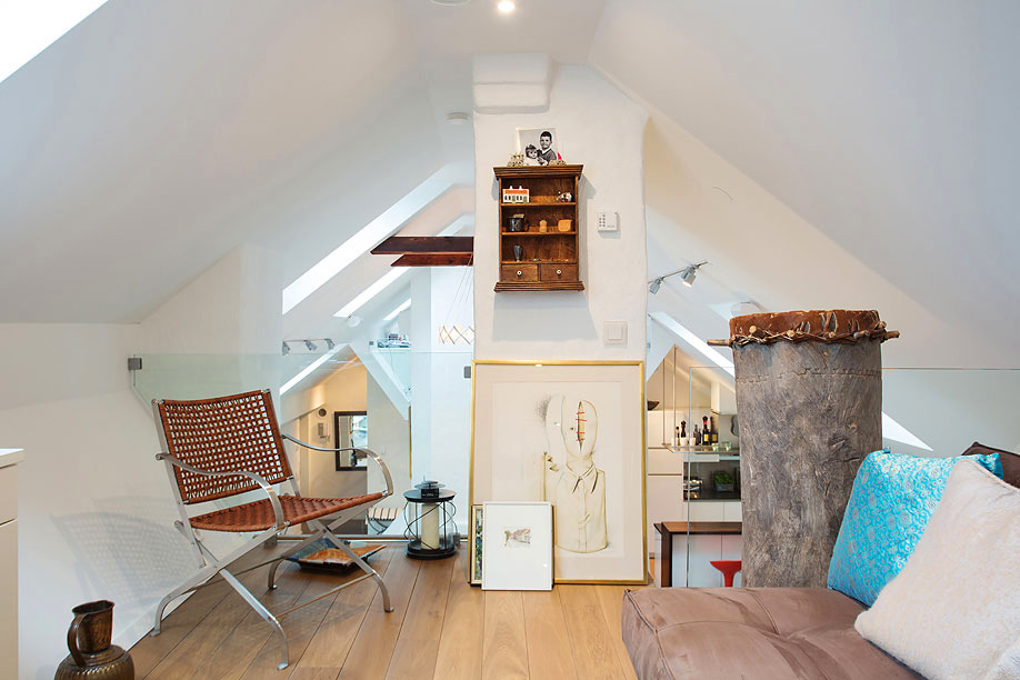 Apartamento decorado simples 3