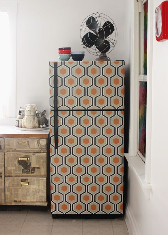 Ideias para personalizar a geladeira 3