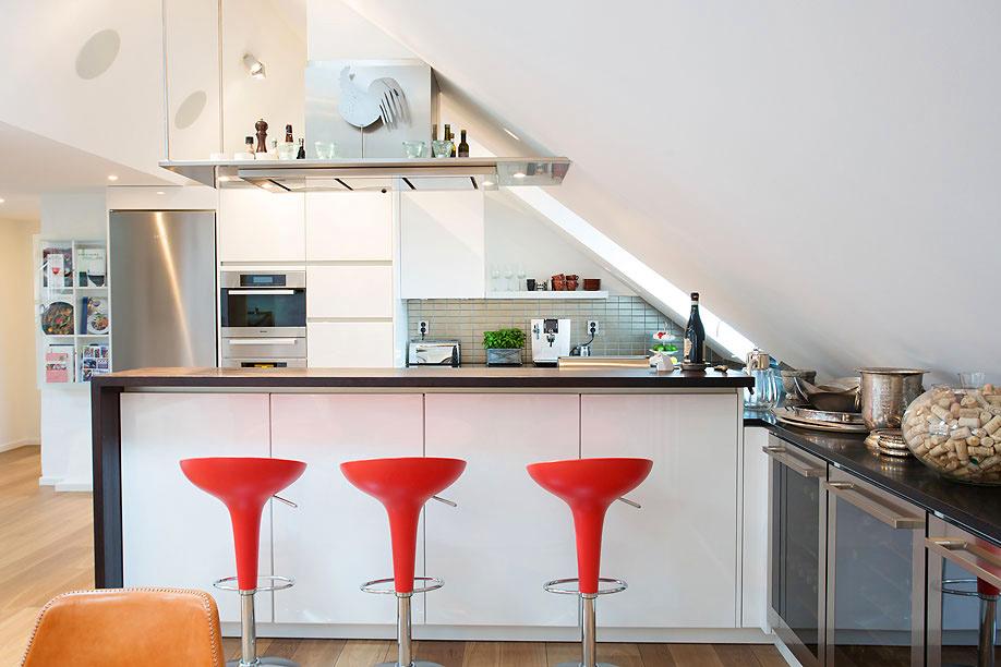 Apartamento decorado simples 4
