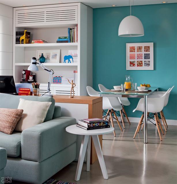 decoração de apartamento pequeno 5