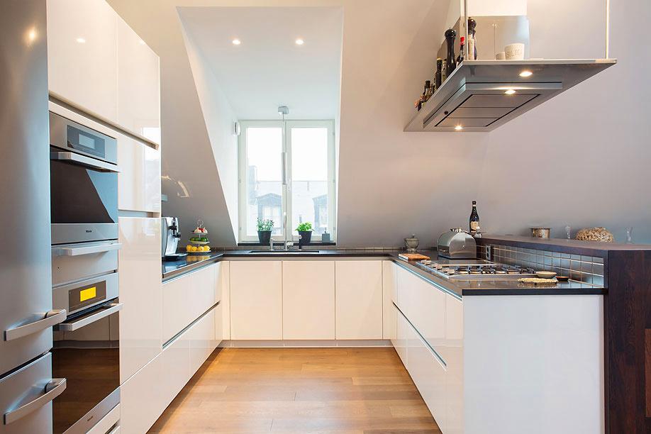Apartamento decorado simples 5