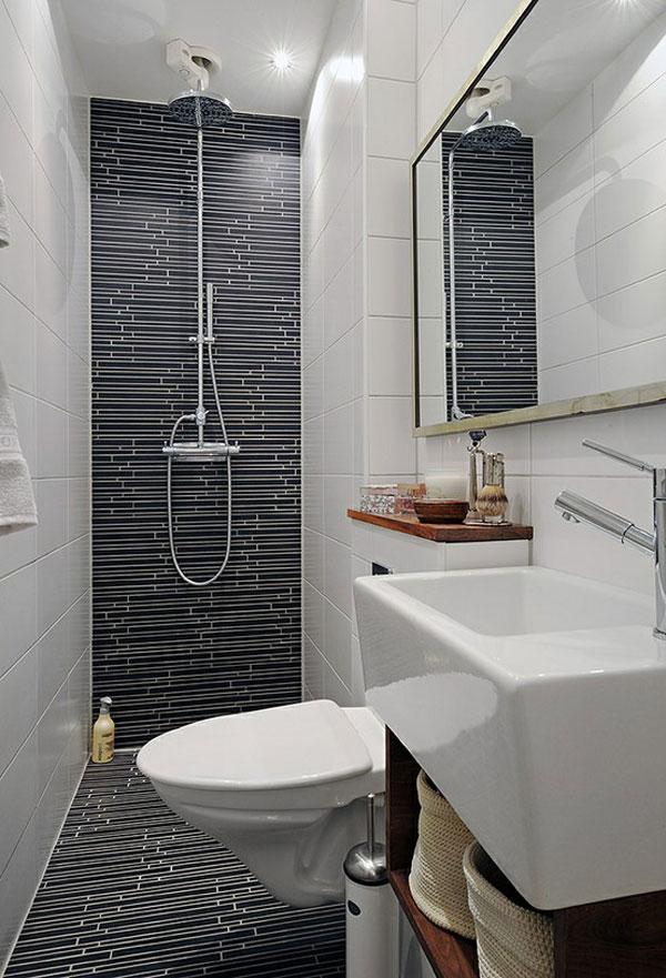 Ideias para banheiro pequeno 5