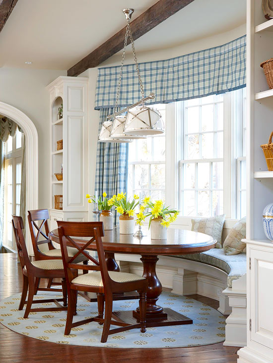 Mesa na decoração 8