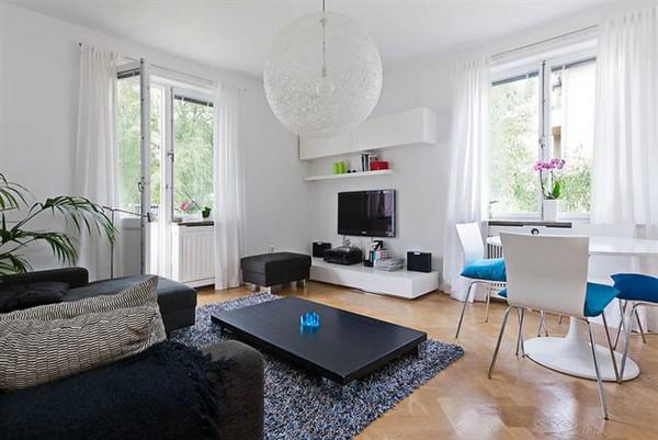 Apartamento feminino