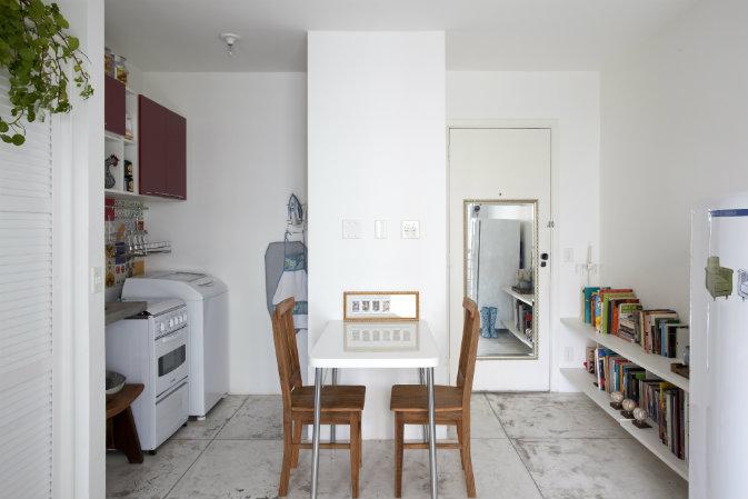 Apartamento pequeno Ideias