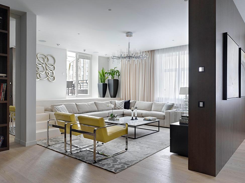 Apartamento russo