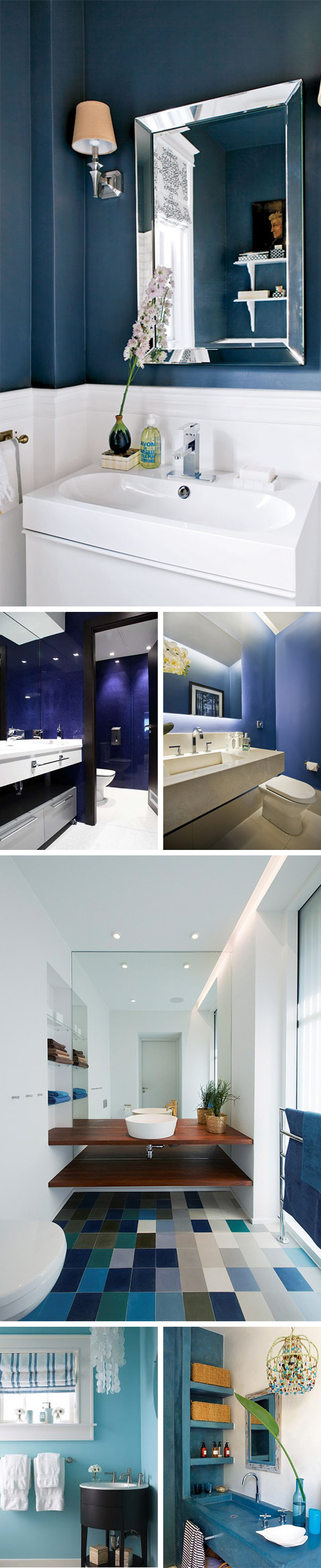Lavabo azul 3
