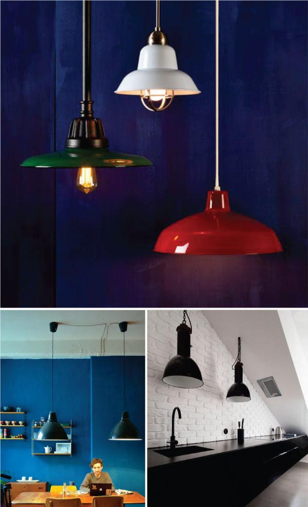 Refletor Industrial na decoração 2