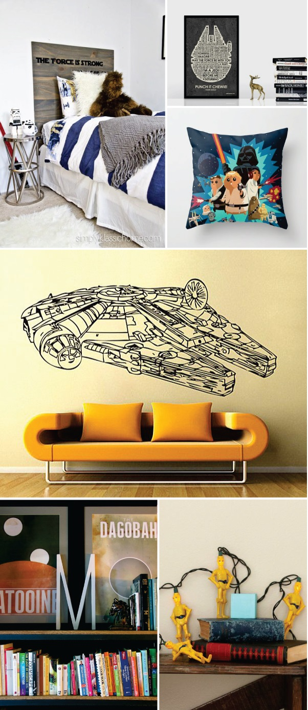 Star Wars na decoração 2