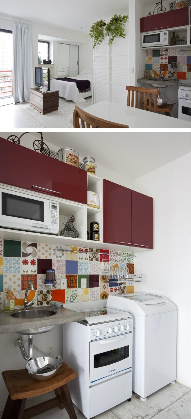 Apartamento pequeno Ideias 2