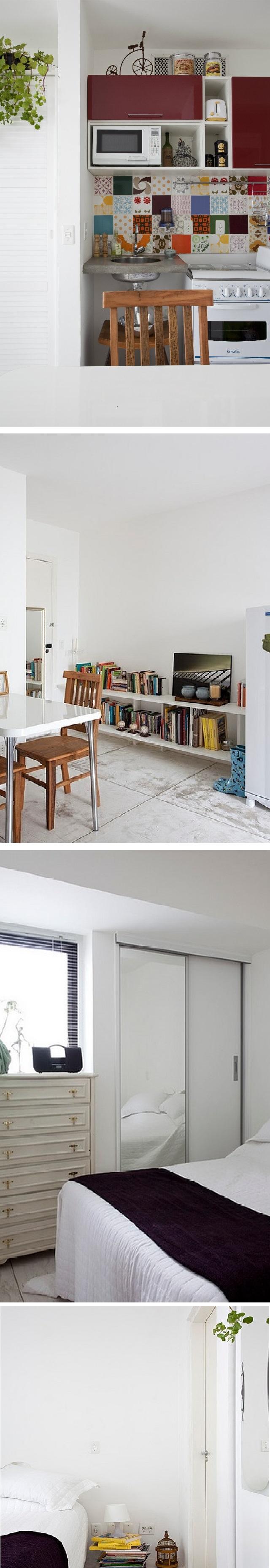 Apartamento pequeno Ideias 3