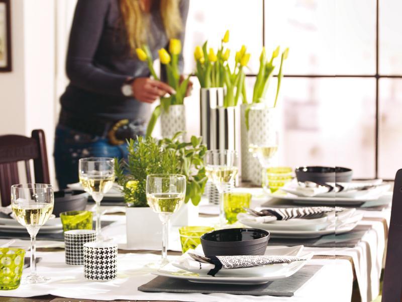 Arranjo de flores para mesas