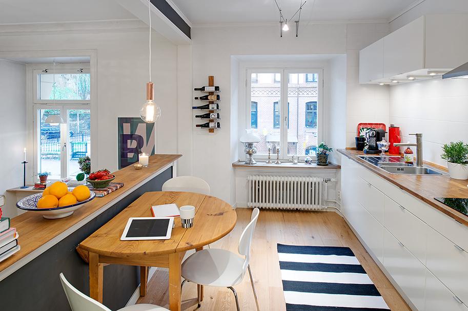 Pequeno apartamento
