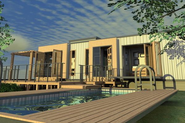 Casa de sustentabilidade