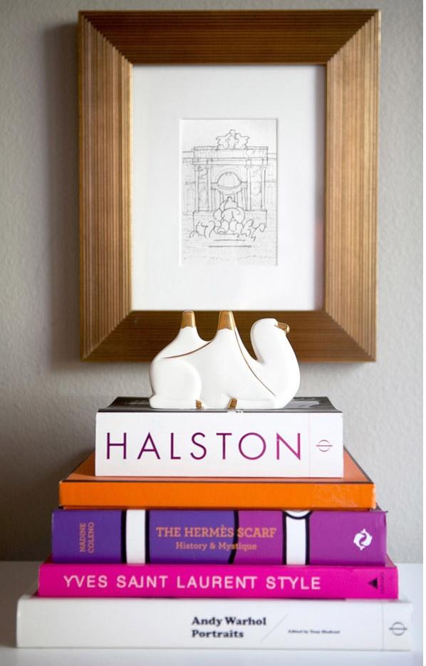 Livros para decorar