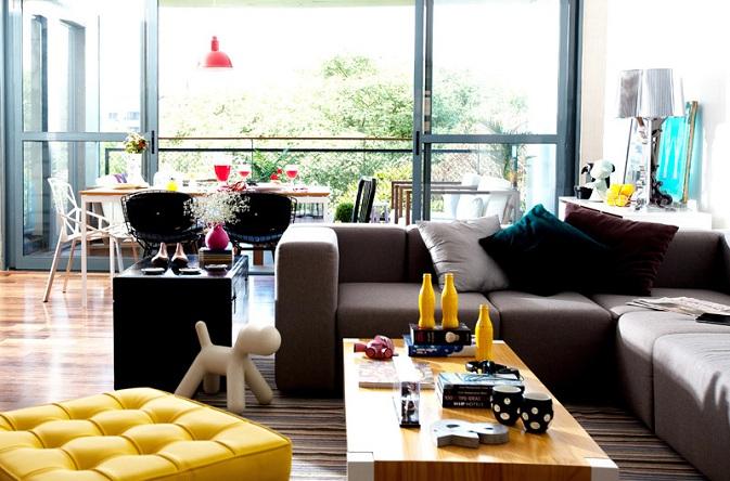Como decorar ambientes integrados 2