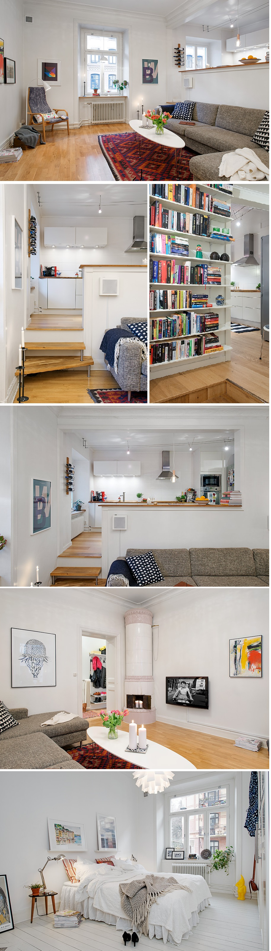 Pequeno apartamento 3