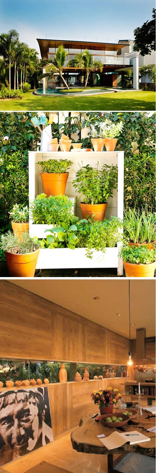 Casa de sustentabilidade 3