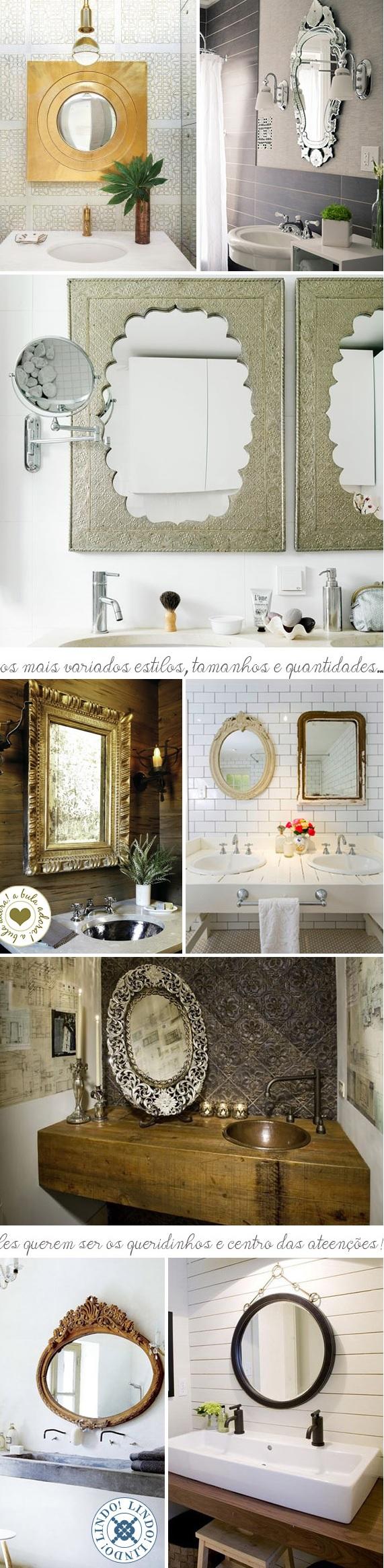Espelho no banheiro 3