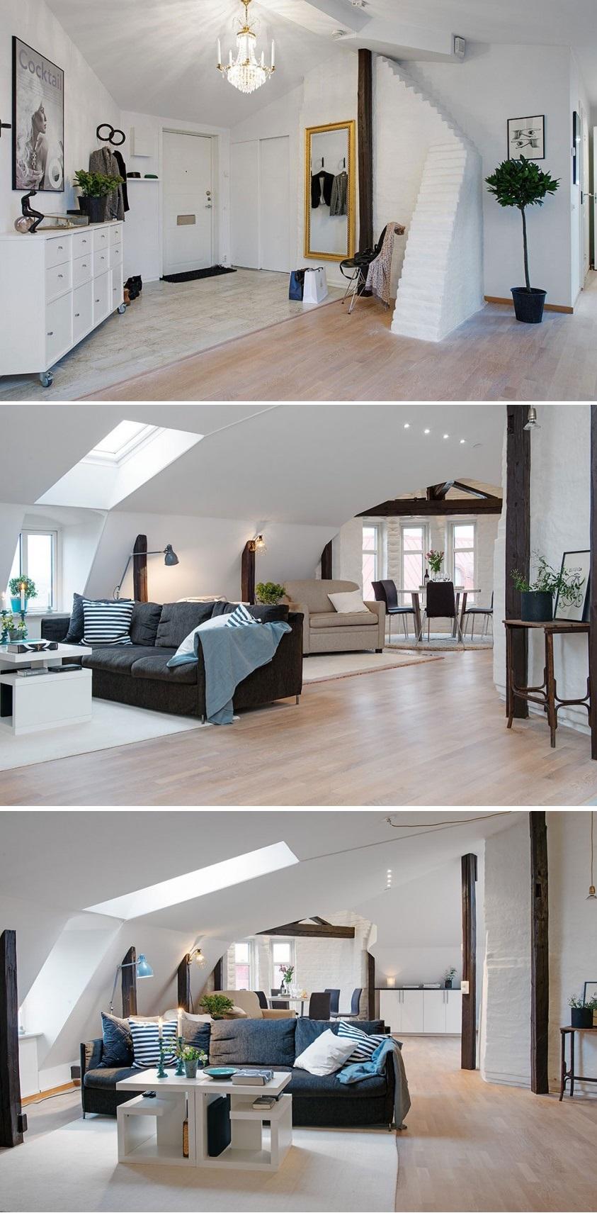 Apartamento Escandinavo 2