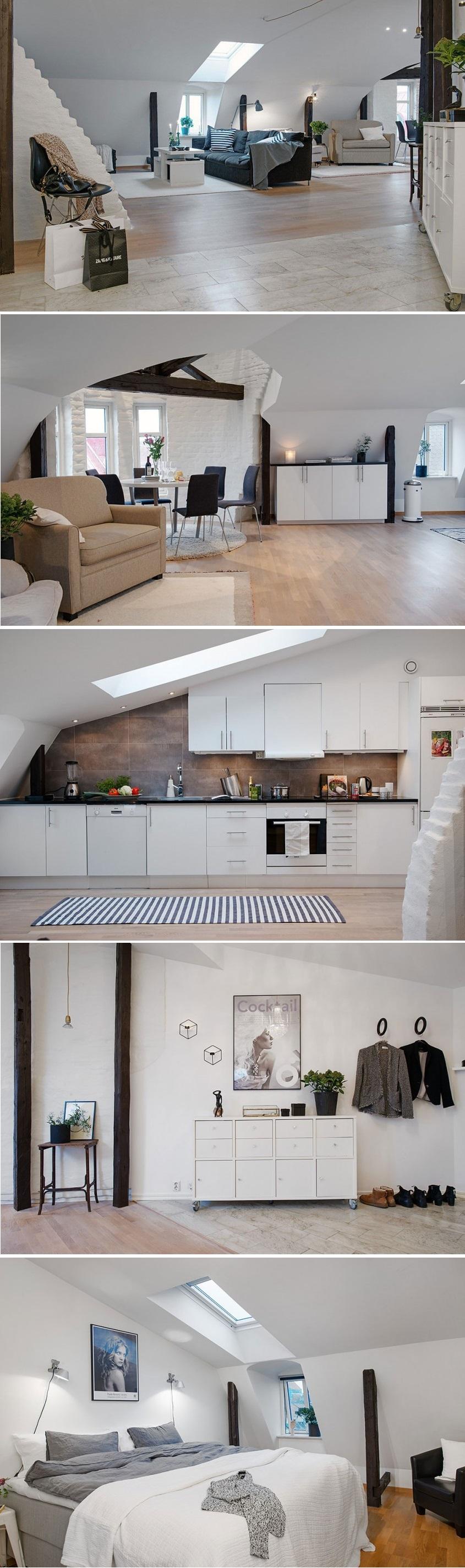 Apartamento Escandinavo 3