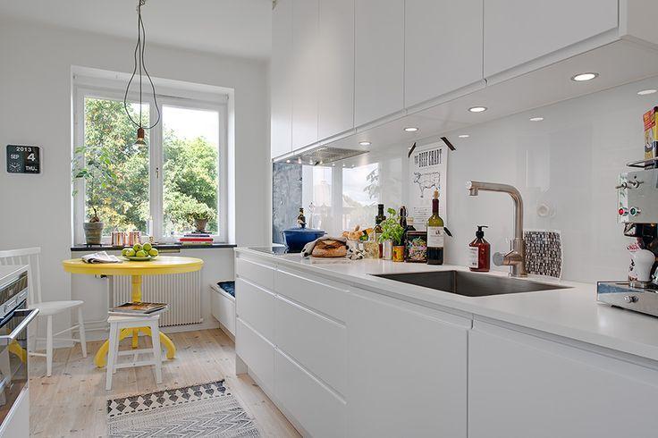 Cozinha pequena decorada 10