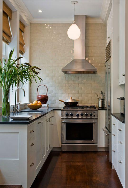 Cozinha pequena decorada 12