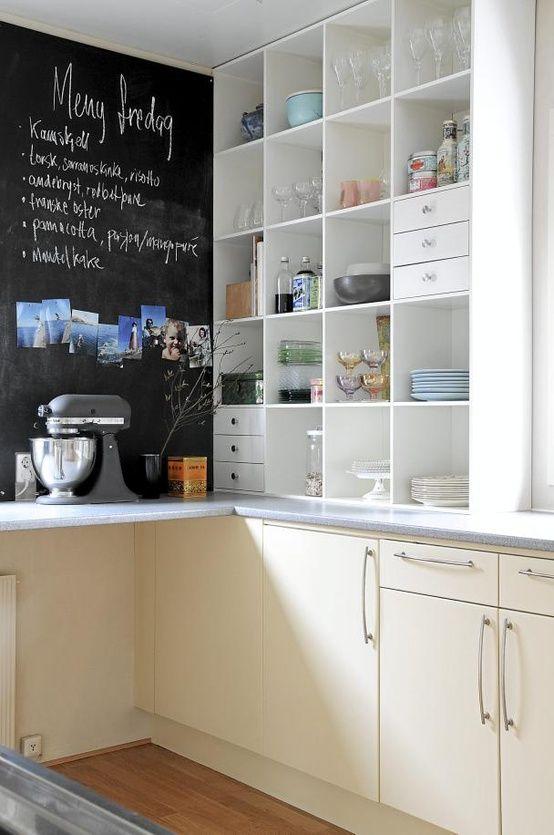 Cozinha pequena decorada 15