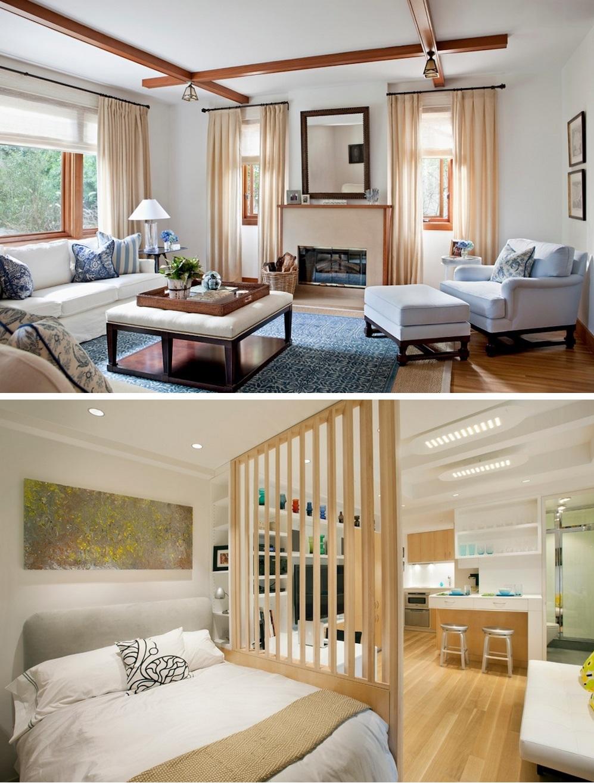 Como decorar pequenos espaços 2