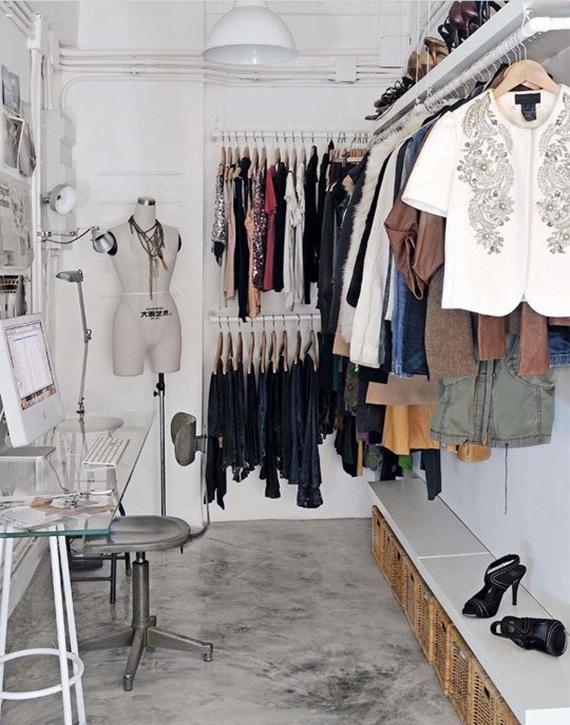 Monte seu closet em casa 2
