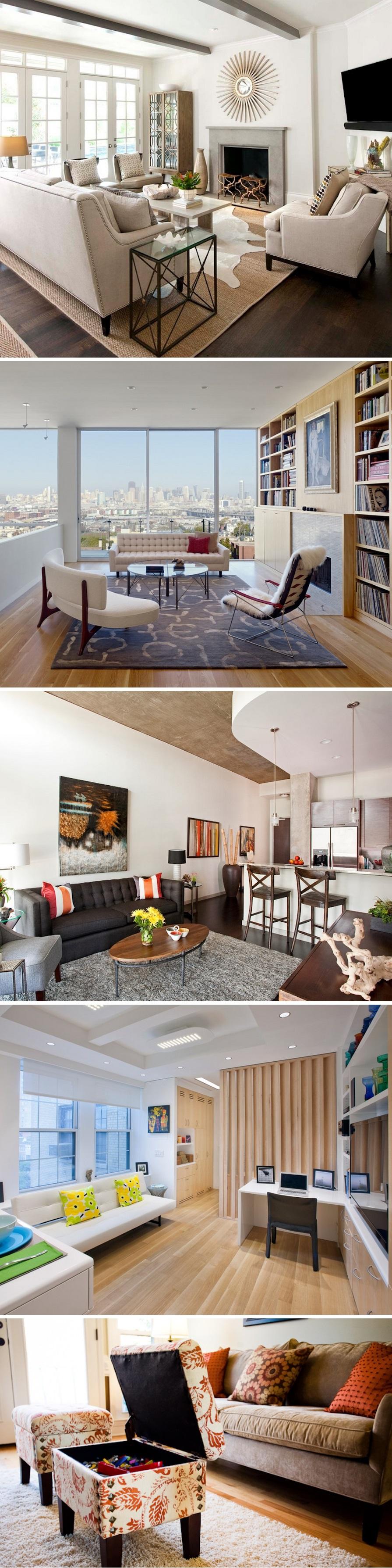 Como decorar pequenos espaços 3