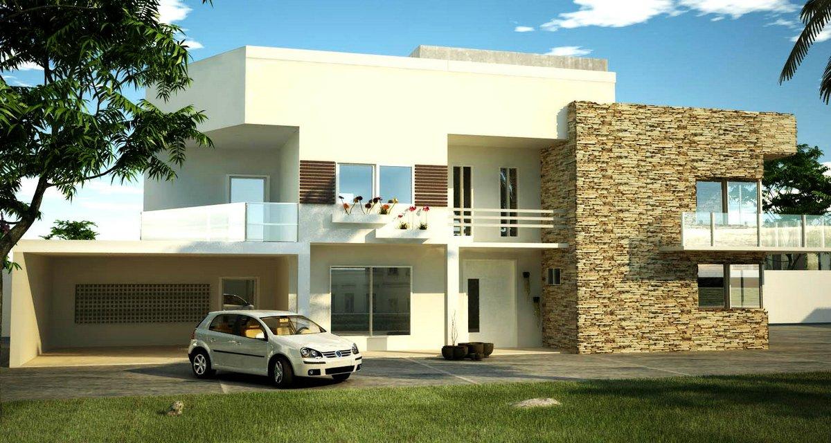 fachadas de casas modernas 4