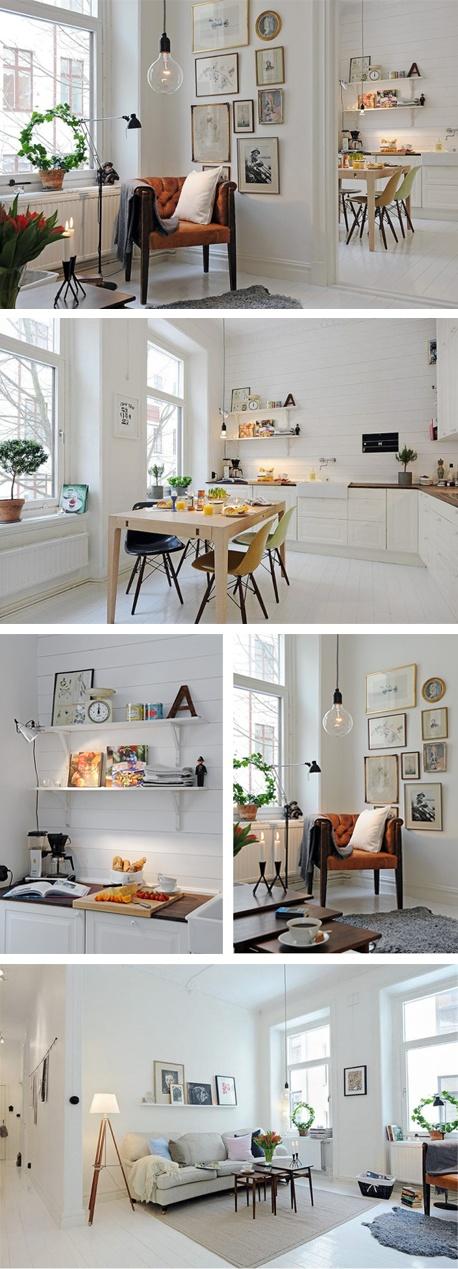 Apartamentos pequenos 5