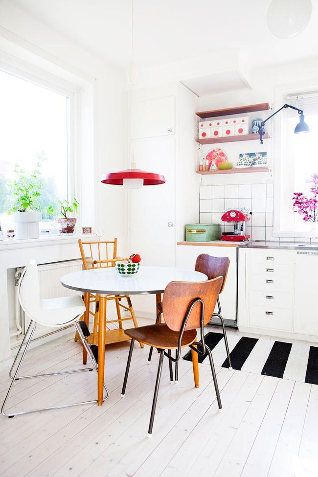 Cozinha pequena decorada 5