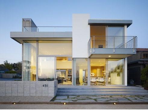 fachadas de casas modernas 5